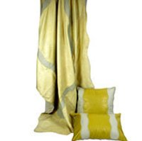 Decorative Leather Throws
