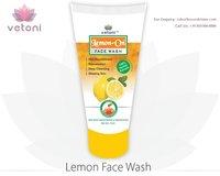 Vetonii Lemon Face Wash