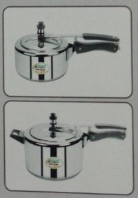 Inner Lid Aluminium Pressure Cooker