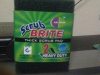 SR- Bio Clean Scrub Pad