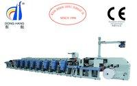 Narrow Web Flexo Printing Machine for Coated Paper, Sticker, Cardboard, Film Printing