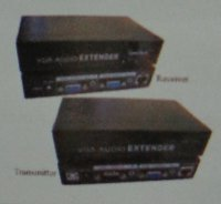 Vga Extender With Audio (Vga-Ex2)