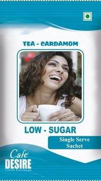 Low Sugar Cardamom Tea