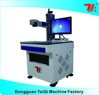 Laser Etching Machine with TaiYi Brand