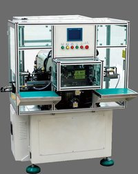 2 Pole Stator Winder Winding Machine