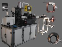 Starter Stator Magnetic Winding Machine