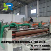 Fully Automatic Gypsum Ceiling Board Making Machine