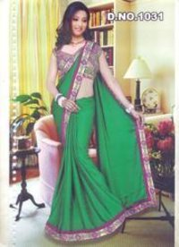 Sarees with Readymade Blouses