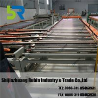 PVC Gypsum Ceiling Board Making Machine