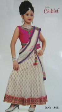 Girl Child Lehenga Choli