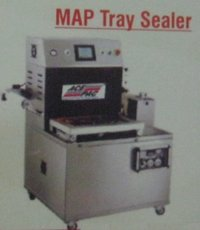 Map Tray Sealer Machine