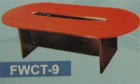 Wooden Conference Table (FWCT-9)