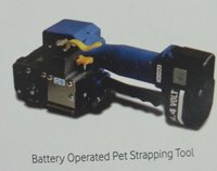 Battery Operated Pet Strapping Machine
