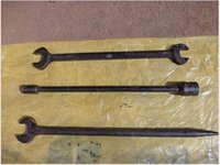 Fish Bolt And Box Spanner
