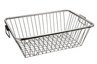 Stainless Steel Rectangle Basket