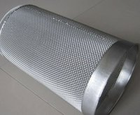 Wire Mesh Basket Filter