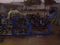 High Speed PP Rope Making Machine