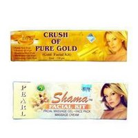 Crush Of Pure Gold Facial Kit