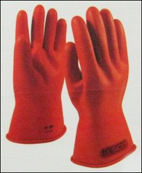 Electrical 11/33 KV Hand Gloves