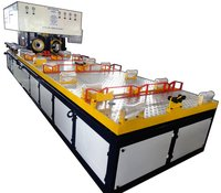 Pvc Pipe Belling Machine