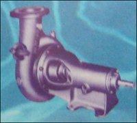 NK/NKV Type Non-Clog Pumps