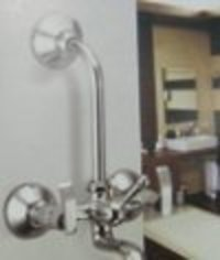 Wall Mounted Wall Mixer Telephonic With Wall Bend (ABR-011B)