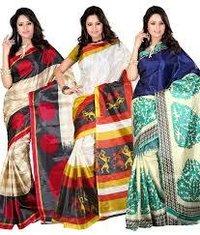 2/1 Digital Printed Saree