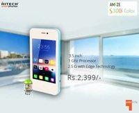 Smart Phone (Hitech Amaze 300i)