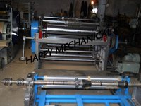 Roll Slitting And Rewinding Machine