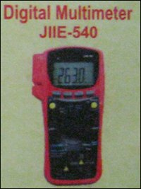 Digital Multimeter (JIIE-540)
