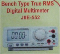 Bench Type True RMS Digital Multimeter (JIIE-552)