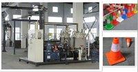 Polyurethane Crash Barrier Foaming Machine