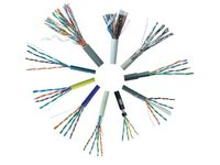 Cat5e Utp, Ftp And Sftp Lan Cable