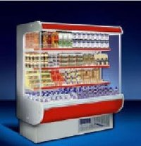 Open Front Cooler