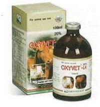 Oxyvet -LA(20%) Injectable