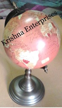 Antique Pink Globe