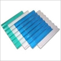 Fiberglass Corrugated Transparent Roofing Sheets