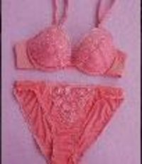 Women's Attractive Bra Panty Set