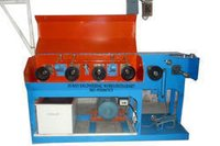 MS Wire Drawing Machine