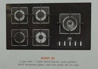 Five Burner Gas Stove (Khny-90)