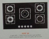 Five Burner Gas Stove (Khsf-90)