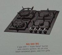 Four Burner Kitchen Hobs (Nq 600 Bg)