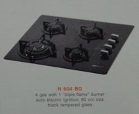 Four Burner Kitchen Hobs (N 604 Bg)