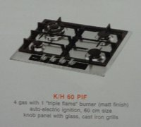 Four Burner Kitchen Hobs (K/H 60 Pif)