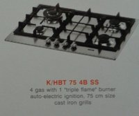 Four Burner Kitchen Hobs (K/Hbt 75 4b Ss)