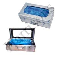 Aluminum Alloy Shoe Cover Dispenser (HSD-100M)