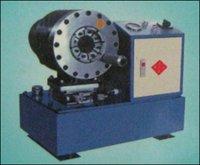 Hydraulic Hose Crimping Machine Horizontal Type Capacity - 2