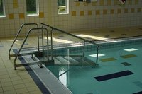 Stainless Steel Swimming Pools Railing