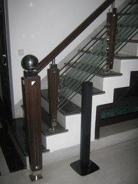 Attractive Stainless Steel Railing
