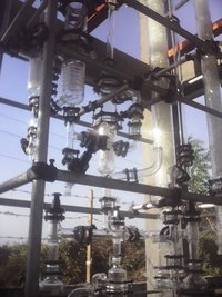 Borosilicate Glass Pilot Plant